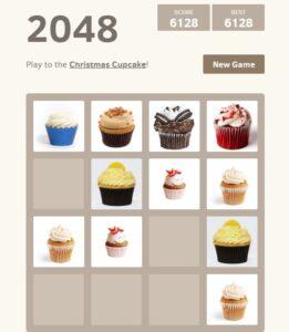 CupCake 2048
