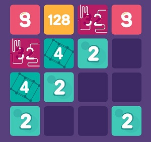 2048 animated
